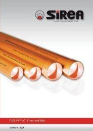 LISTINO TUBI PVC - Poliplast