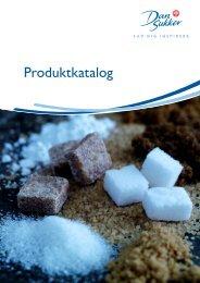 Produktkatalog - Dansukker.com