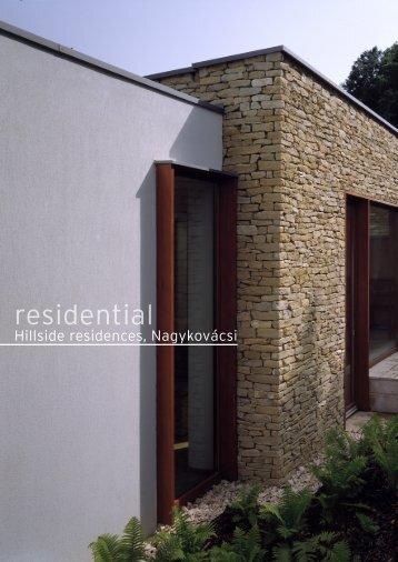 residential - Erick van Egeraat