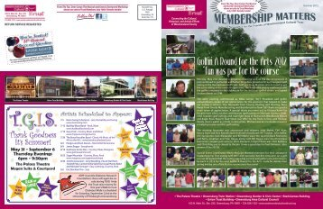 Golfin' A Round for the Arts 2012 - The Westmoreland Cultural Trust