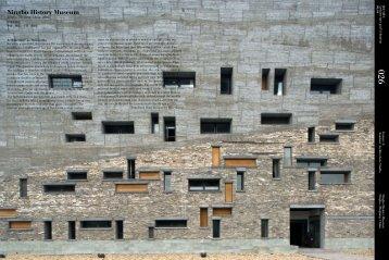宁波博物馆 - 文筑国际CA-GROUP