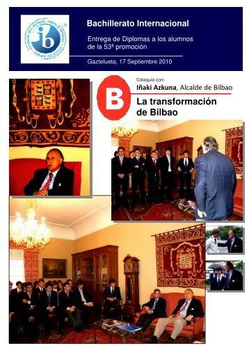 Alcalde de Bilbao