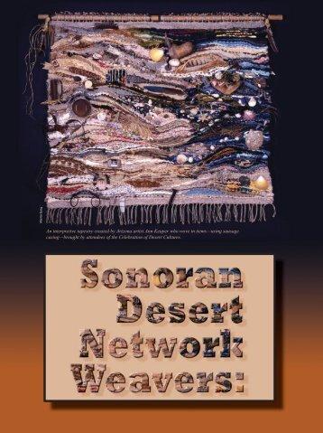Sonoran Desert Network Weavers