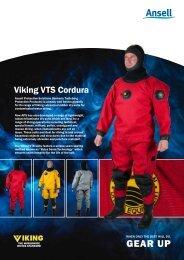 Viking VTS Cordura Brochure - Ansell Protective Solutions