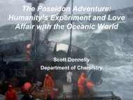 The Poseidon Adventure: Humanity's Experiment and ... - Azwestern