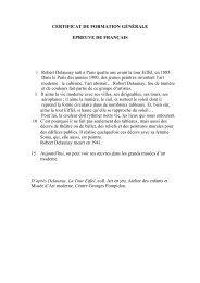(Robert Delaunay CFG français) - Matheur