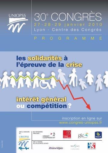 Congrès de l'Uniopss - Dexia Crédit Local