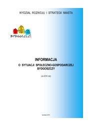 Informacja za 2010 rok (742kB) - Bydgoszcz