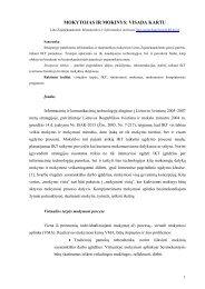 mokytojas ir mokinys - Matematikos ir informatikos institutas