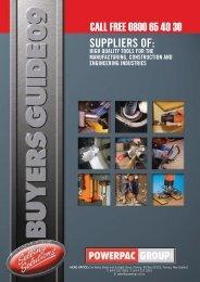 Engineering Catalogue here - Powerpac Group Ltd