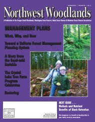 Protect Your Investment - Washington Farm Forestry Association