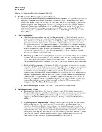 chapter 18 ap us history Ap world history getting started chapter 18 timeline and vocabulary: file size: 156 kb: next chapter create a free website.