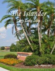 Jan-Feb 2012 Newsletter - cory lake isles
