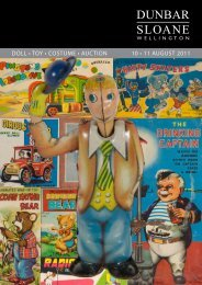Click here to download Doll & Toy Auction - Dunbar Sloane