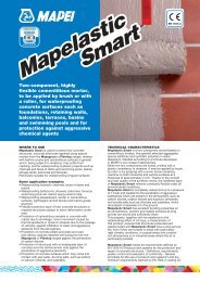 Mapelastic Smart Mapelastic Smart - Chemia budowlana
