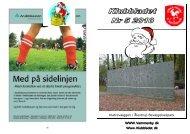 Klubbladet nr 5 2010 - Vammen