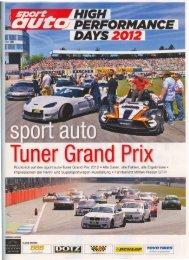 Sport Auto (DE) Tuner Grand Prix - MTM