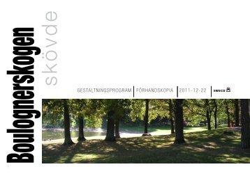 Gamla parker får nytt liv: exemplet Boulognerskogen