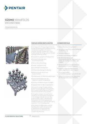 Produktinformation - Südmo