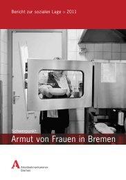 Bericht zur sozialen Lage 2011 - bei der Arbeitnehmerkammer ...