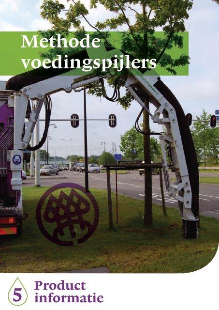 Methode voedingspijlers (pdf) - Nationale Bomenbank