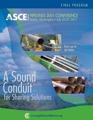 Final Program - American Society of Civil Engineers