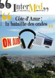 Intermed 72 - Club de la Presse Méditerranée 06