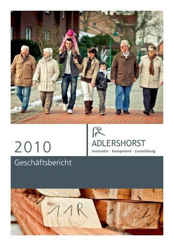 Schleswig-Holstein - Adlershorst Baugenossenschaft eG