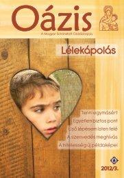 Lélekápolás - Magyar Schönstatt Család