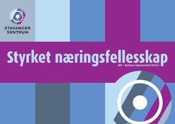 Styrket næringsfellesskap.pdf - Stavanger Sentrum AS