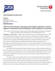 Press release April 23, 2009 Ryan Gomes Press Conference - The ...
