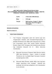 Mesyuarat MBJ Bil. 4/2008 - Jabatan Perkhidmatan Awam