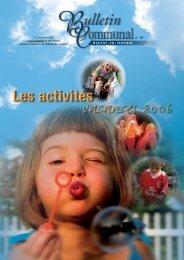 d'été 2006 - Marche-en-Famenne