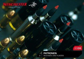 PATRONEN - Browning International