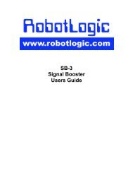 User Guide - Robot MarketPlace