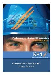 Dossier Presse Prévention - KP1