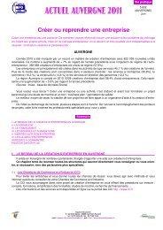 Créer ou reprendre une entreprise - Le portail de l'information ...