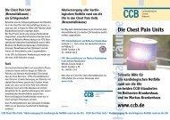 Die Chest Pain Units www.ccb.de - AGAPLESION BETHANIEN ...