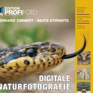 beate stipanits digitale naturfotografie tiere | pflanzen | strukturen - Mitp