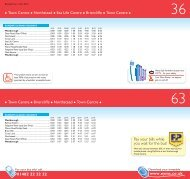 View timetable in PDF Format - East Yorkshire Motor Services Ltd