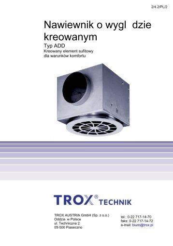 ADD - TROX
