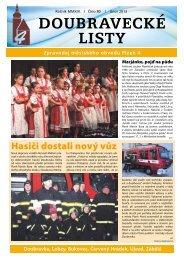 Únor 2013 - Městský obvod Plzeň 4 - Město Plzeň
