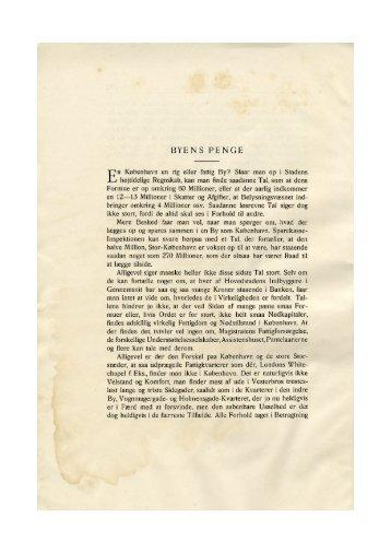 Byens Penge.pdf - Hovedbiblioteket.info