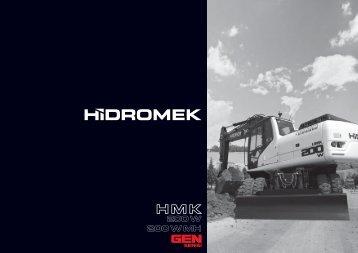 200 W MH Gen Serisi - Türkçe Katalog - Hidromek
