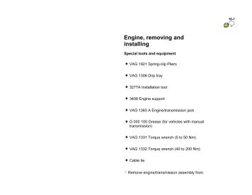 Repair Volkswagen cars manual - edoqs