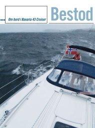 Om bord i Bavaria 43 Cruiser Bestod prøven