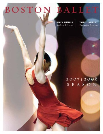 season - Boston Ballet