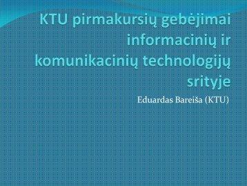 Eduardas Bareiša (KTU)