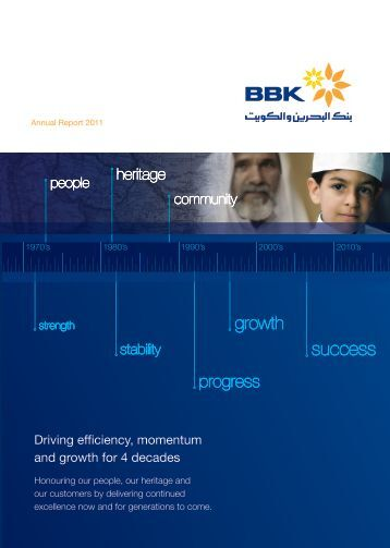 BBK Annual Report 2011