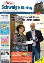 50-jährigen Jubiläum - Lindner Versicherungsbüro